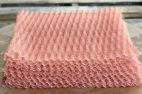 Antimicrobial Benefits of Copper Mesh